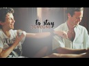 Elio oliver | someone to stay