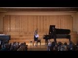 Концерт к Дню Учителя в Хоровом училище имени М.И. Глинки
