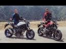 2017 Suzuki SV650 vs Yamaha FZ-07 | On Two Wheels