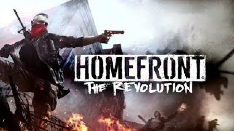 Homefront The Revolution GMV - Young