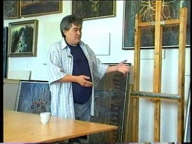 Тöр (ГТРК Республики Хакасия [г. Абакан], 16 января 2002) Алексей Ултургашев [передача 2-я]