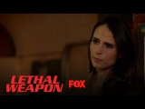 Dr. Cahill Pays Riggs A Visit  Season 2 Ep. 1  LETHAL WEAPON