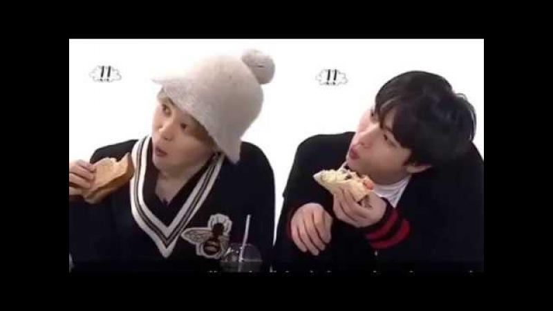BTS: When Jin and Jimin Collide Part 1