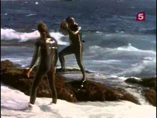06 1969 Морские найденыши - Подводная одиссея команды Кусто