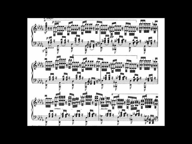 Liszt : Paraphrase on Verdi's Rigoletto (Cziffra)