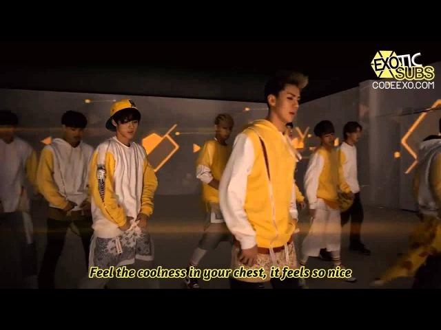 EXOTICSUBS 140312 Sunny10 Brand Song Video EXO ENG SUB