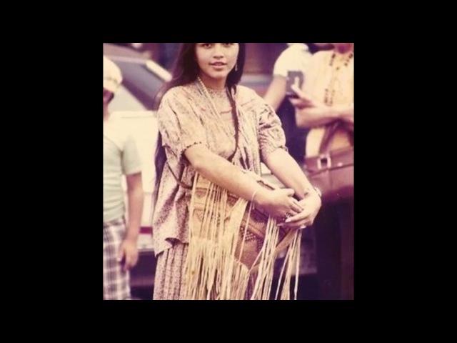 Женщины индейских племен из прошлого и настоящего.
