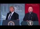 Речь-проповедь Дональда Трампа