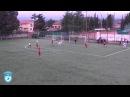 Эдуард Стурки оформляет дубль в товарищеском матче с ФК Медик, 5-1!