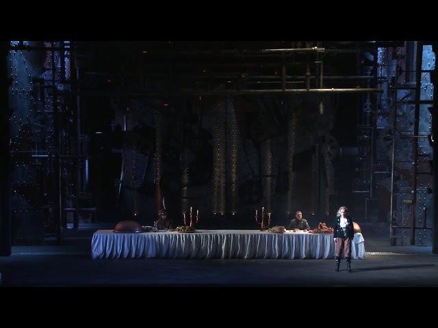 W.A. Mozart Zauberflöte 16.09.2017 Ach, ich fühl´s - PAMINA