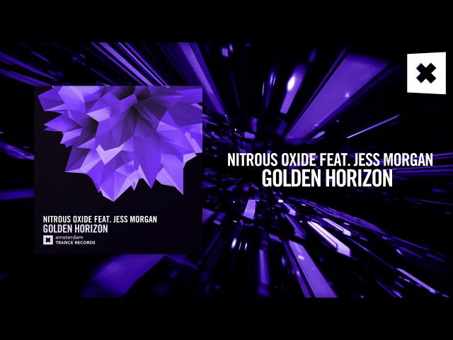 Nitrous Oxide feat Jess Morgan - Golden Horizon