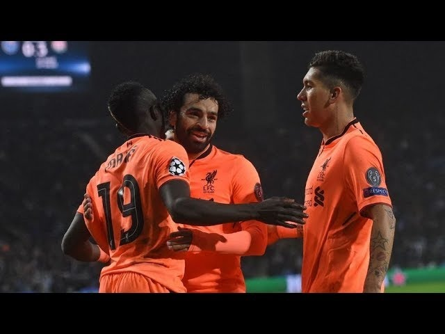 Salah, Mane, Firmino - The Deadly Trio 2018  HD  vk.salah