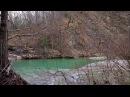 Пшада - Дольмены, водопады, зимний поход