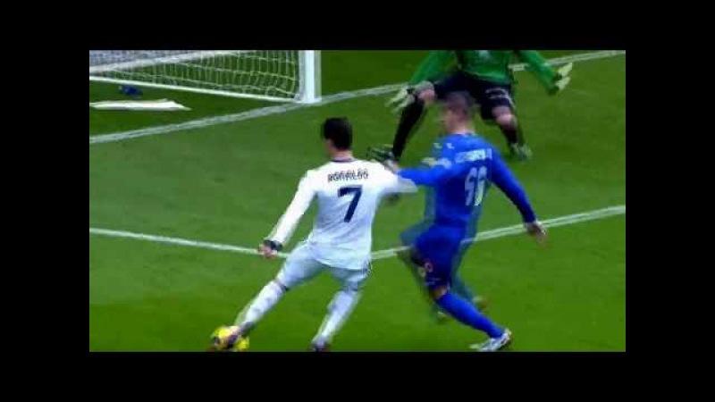 Cristiano Ronaldo - SUPER HERO 2012-2013