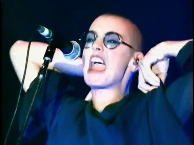 Sinead O'connor Year of the horse full video