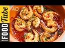 Garlic Chilli Prawns Bart's Fish Tales MyFoodMemories AD