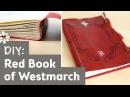 The Hobbit DIY Red Book of Westmarch Sea Lemon