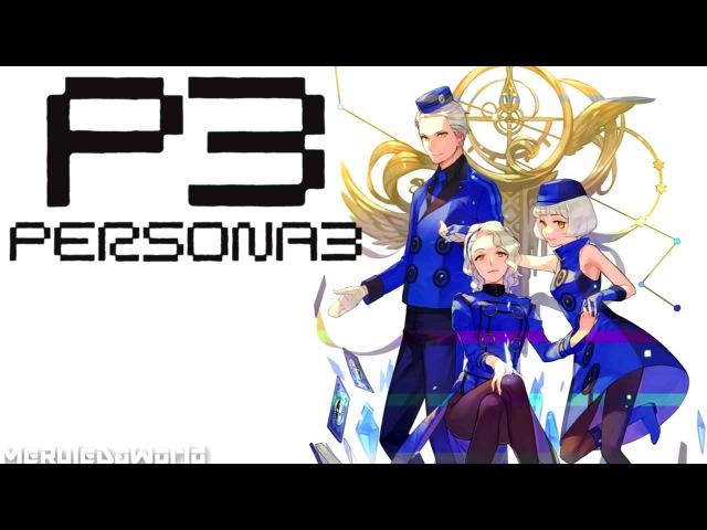 Persona 3 ost Blues in Velvet Room Extended