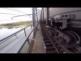 На Товарном поезде через Запретную зону 2