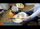Уроки игры на барабанах для начинающих 2 урок