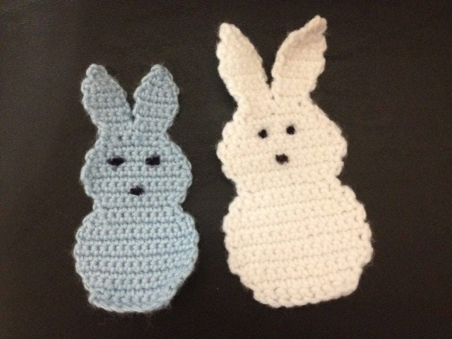 Easter Crochet - Marshmallow Bunny crochet Tamil/English