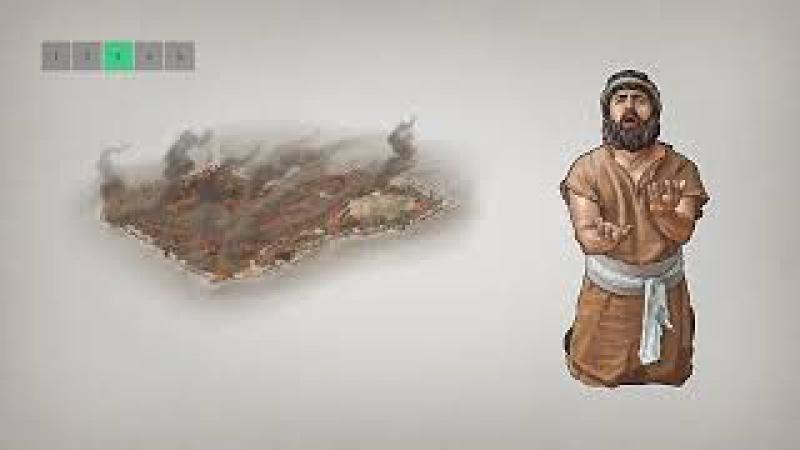 (25) Знакомство с книгой Плач Иеремии