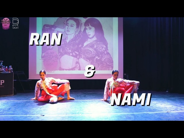 2018 All Asia Waacking Festival Korea / RAN NAMI