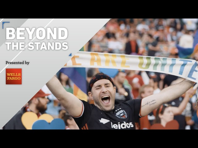 Screaming Eagles score big in D.C. | Beyond the Stands pres. by Wells Fargo