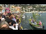 Карнавал цветов на Лазурном берегу