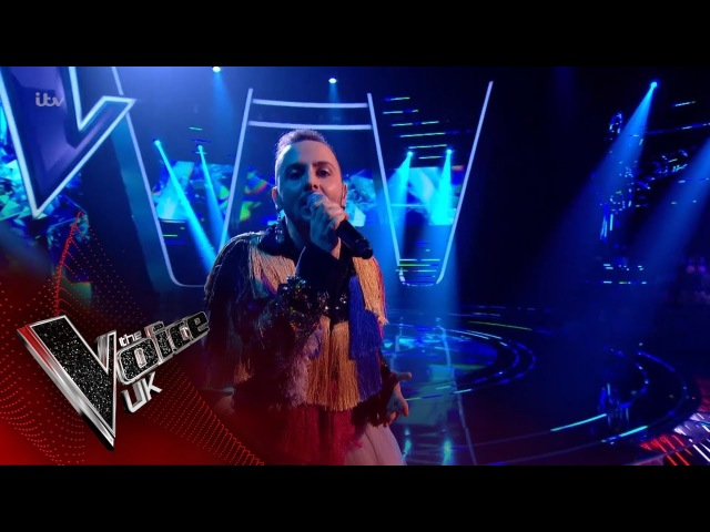 Kalon Rae Performs 'California Dreamin': The Knockouts | The Voice UK 2018