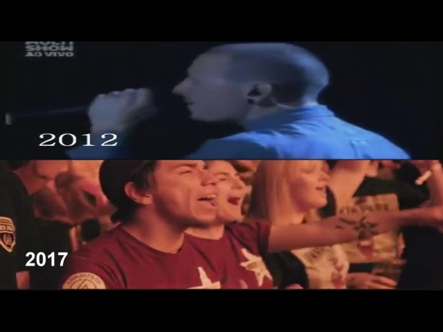 Linkin Park - Numb 2003-2017 (Celebrate Life in Honor of Chester Bennington)