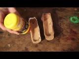 как сделать деревянную окарину how to make a wooden ocarina diy