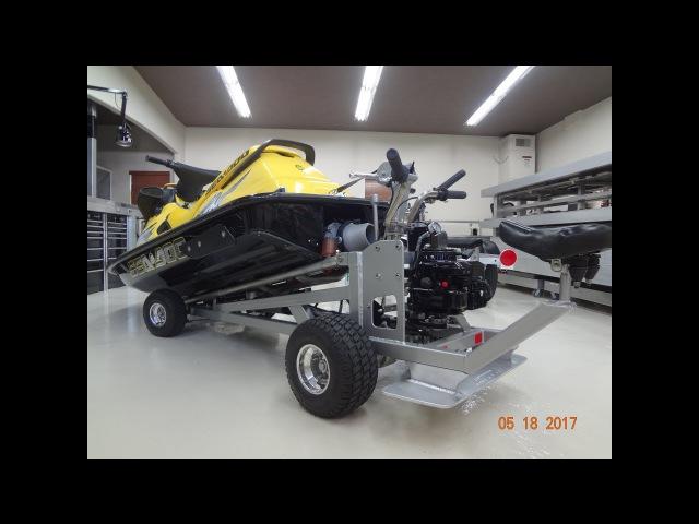Jet Ski Kart