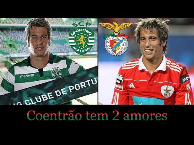 Fábio Coentrão Tem 2 Amores É Feito De Sporting Com Amor Ao Benfica
