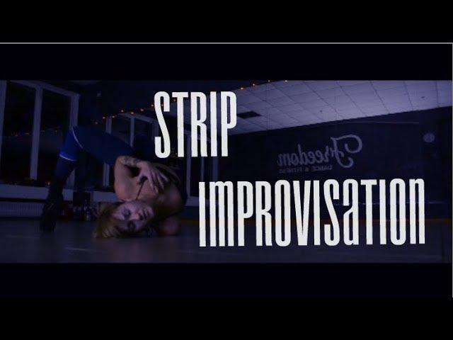 Strip improvisation | dancer Alla Ushakova | Сюзанна Абдулла Сон-трава
