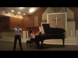 Sergei RachmaninovRachmaninoff Vocalise for flute and piano