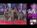 Semi Finale || Miss ptc punjabi 2017 || Akhada girl fight