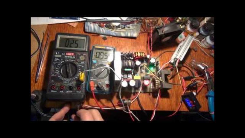 Регулятор тока и напряжения на TL494. Фильм 2. Вариант SVA.