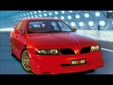 Mitsubishi Magna Ralliart Concept TJ '11 2000