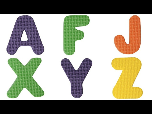Английский алфавит для детей. Учим английский алфавит.развивающие карточки для детей