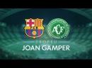 Chamada Globo Barcelona X Chapecoense Troféu Joan Gamper 17 Torneio Amistoso