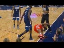 Chris Paul Fights Gorgui Dieng Then Gerald Green Defends Him and Gets Ejected