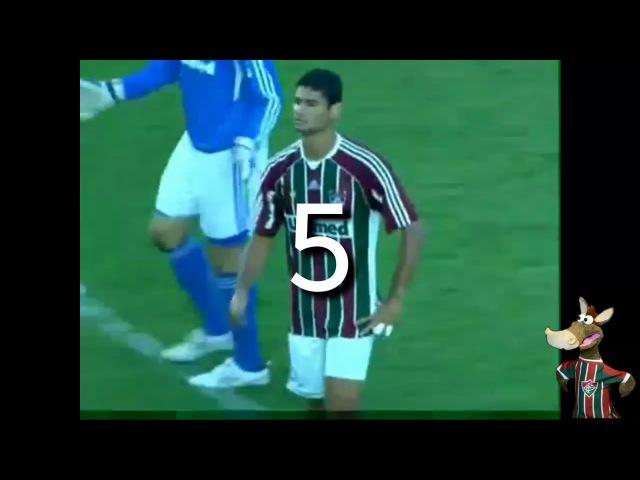 Top 5 - Falhas bizarras do Gum pelo Fluminense.