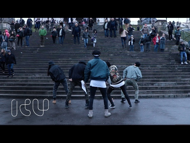[KPOP DANCE IN PUBLIC] BTS -MIC Drop (Steve Aoki Remix) by ICU from FRANCE