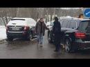 Эксклюзив Самбурская устроила скандал на дороге в Нахабино.