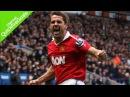 Michael Owen's 17 goals for Manchester United