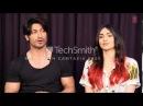 Exclusive Interview Vidyut Jammwal Adah Sharma Commando 2 FREE MUSIC DOWNLOAD