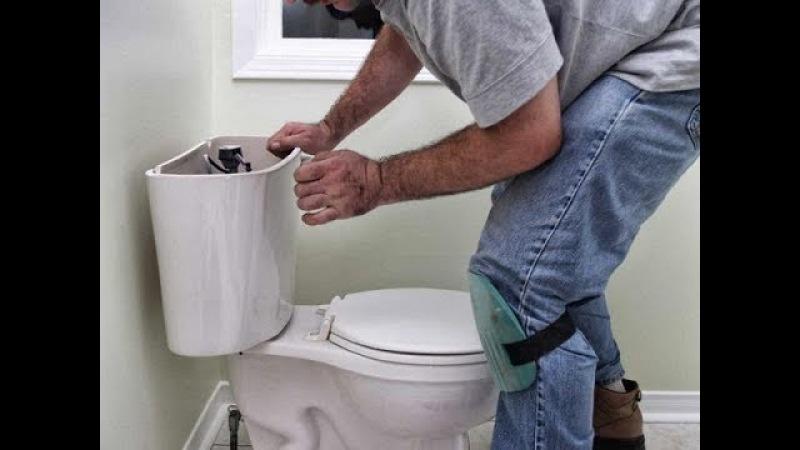Как устранить протечку воды из бачка унитаза, КАК РЕАЛЬНО ЭКОНОМИТЬ ВОДУ СУПЕР!