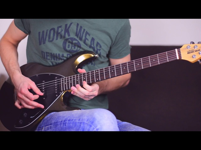Kiesza Hideaway Mitch Murder Remix Guitar Solo