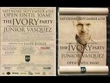 Junior Vasquez presented by Mat Falcon + NOEL ZAYAS
